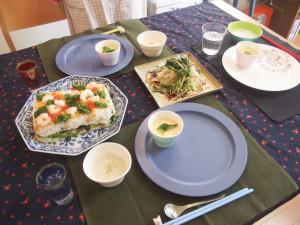 お料理教室,和食