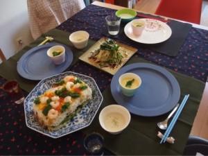 イイホシユミコさんのお皿