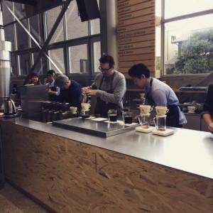 blue bottle coffee,清澄白河,ブルーボトルコーヒー