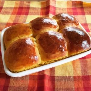 かぽちゃパン