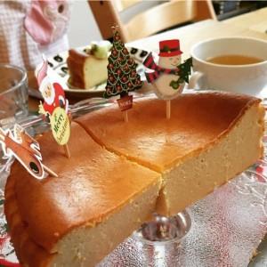 柚子のチーズケーキ